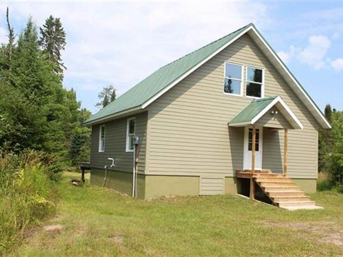 53600 Big Traverse Bay Rd 1104135 : Lake Linden : Houghton County : Michigan
