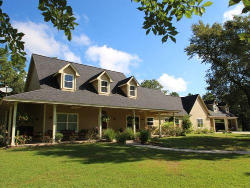 Hideaway Farms : Montgomery : Texas