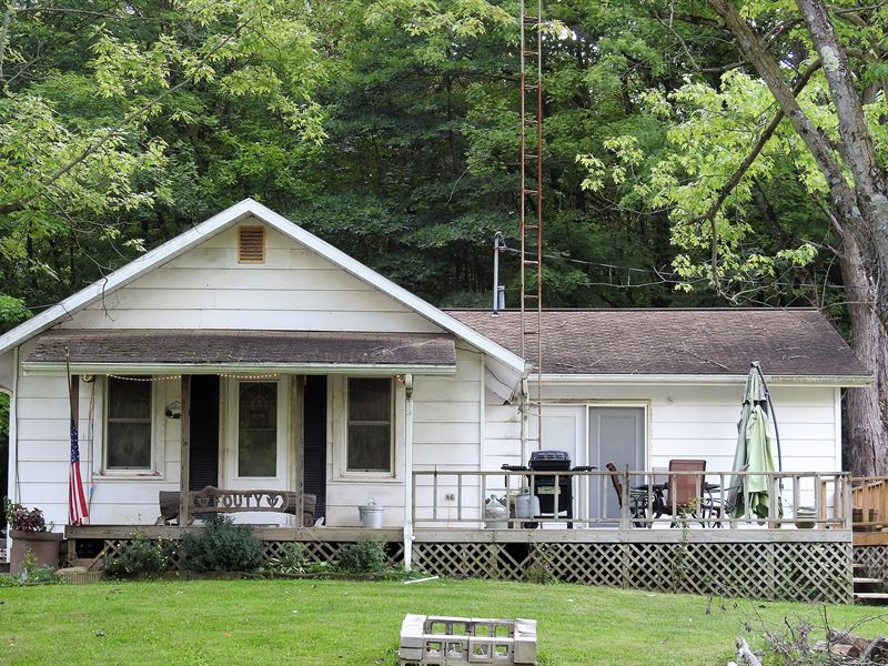 Country Home & Recreational Land : Casey : Cumberland County : Illinois