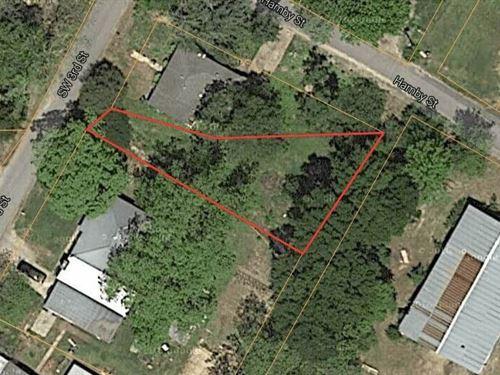 .13 Acres- Bradford, Ar 72020 : Bradford : White County : Arkansas