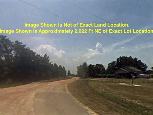 1.11 Acres- Star City, Ar 71667 : Star City : Lincoln County : Arkansas