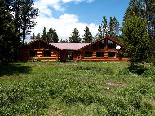Rambler Retreat : Albany : Wyoming