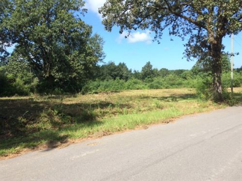 Home Site 2.5 Acres +/- No Restrict : New Hebron : Lawrence County : Mississippi