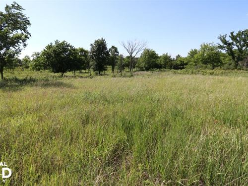 Lawrence Country Homesite & Acreage : Lawrence : Douglas County : Kansas