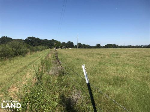 Plenty Grass Ranch : Atmore : Escambia County : Alabama