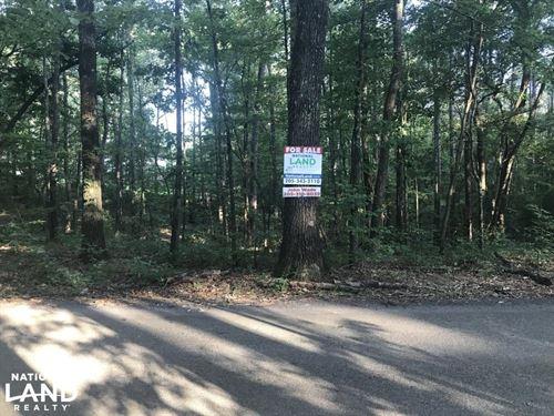 Cora Lee Circle Homesite : Lakeview : Tuscaloosa County : Alabama