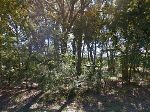 Trinity County, Tx $40,000 Neg. : Trinity : Texas