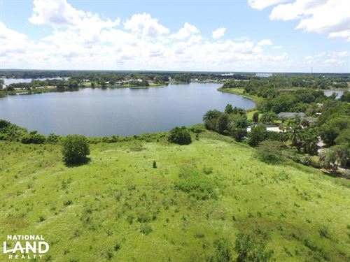 Lake Enola Waterfront Development : Umatilla : Lake County : Florida