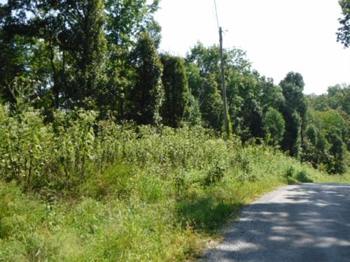 18Ac, Mature Woods, Great Hunting : Celina : Clay County : Tennessee