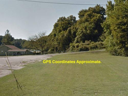 .58 Acres - Helena, Ar 72342 : Helena : Phillips County : Arkansas
