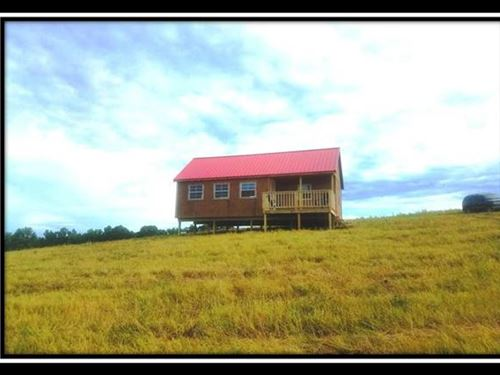 Amish Cabin On 16 Acres : Kimbolton : Guernsey County : Ohio