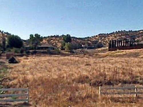 Tulare County, Ca $48,000 Neg : Springville : Tulare County : California