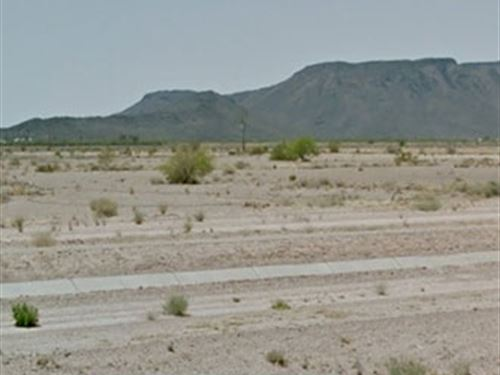 Peaceful Rural Lot : Tonopah : Maricopa County : Arizona