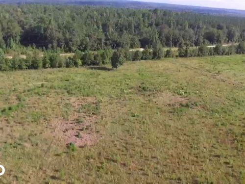 Lugoff Hwy 34 Homesite : Lugoff : Kershaw County : South Carolina