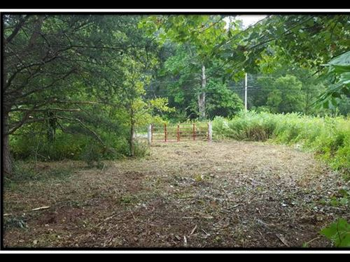 Beautiful 20 Acres W Gated Drive : Lucasville : Pike County : Ohio