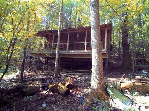 Secluded Mountain Hideaway : Independence : Grayson County : Virginia