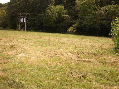 Nice Pasture : Tahlequah : Cherokee County : Oklahoma