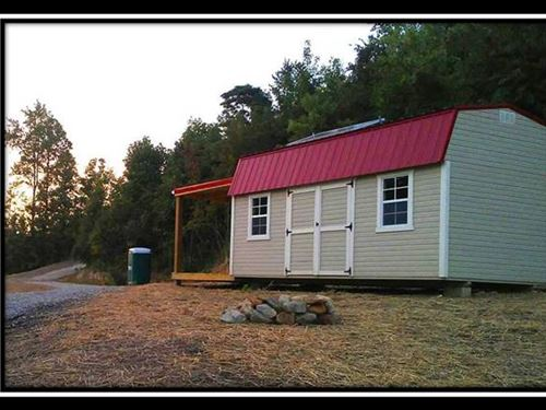 Great Off Grid Base Camp : New Lexington : Perry County : Ohio