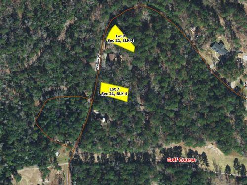.22 Acres In Brookeland, tx : Brookeland : Jasper County : Texas
