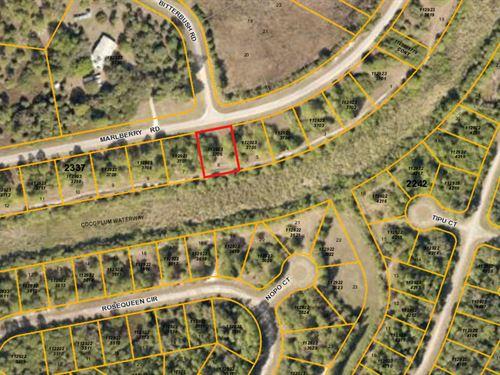 .29 Acres In North Port, FL : North Port : Sarasota County : Florida