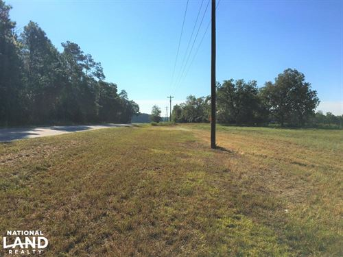 Hwy 39 Homesite : Batesburg : Aiken County : South Carolina