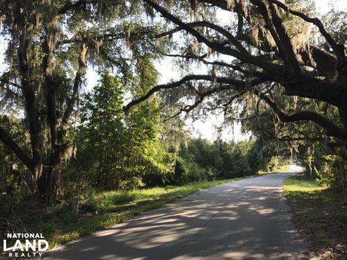 Gardens Corner Horace Dawson Lane : Seabrook : Beaufort County : South Carolina