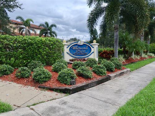 Tarpon Springs Waterfront Lot : Tarpon Springs : Pinellas County : Florida