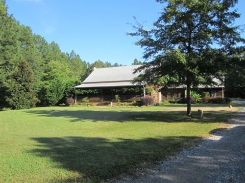 3.67 Acres W/Home In Lee County : Guntown : Lee County : Mississippi