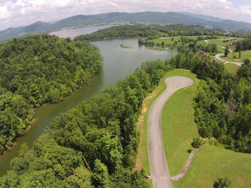 Cherokee Lake Lot : Russellville : Hamblen County : Tennessee