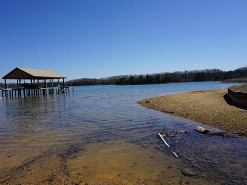 Watts Bar Lake Lot : Spring City : Roane County : Tennessee