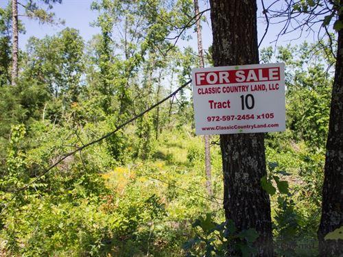 Timber Crossing Tract 10 : Drury : Douglas County : Missouri