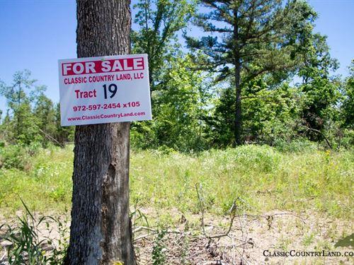 Timber Crossing Tract 19 : Drury : Douglas County : Missouri