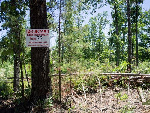 Timber Crossing Tract 22 : Drury : Douglas County : Missouri