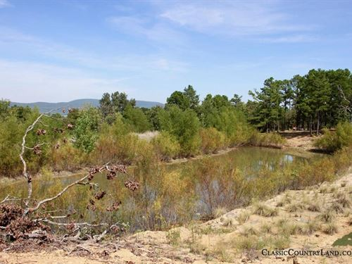 Lakeview Private Reserve Tract 10 : Clayton : Pushmataha County : Oklahoma