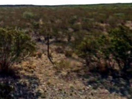 Hudspeth County, Tx $25,000 Neg : Hudspeth : Texas