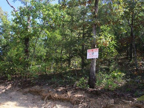 Lakeview Private Reserve Tract 17 : Clayton : Pushmataha County : Oklahoma