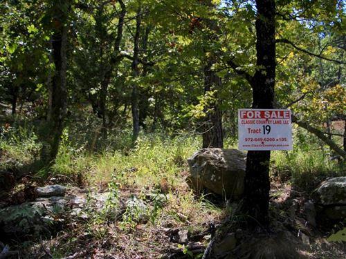 Lakeview Private Reserve Tract 19 : Clayton : Pushmataha County : Oklahoma