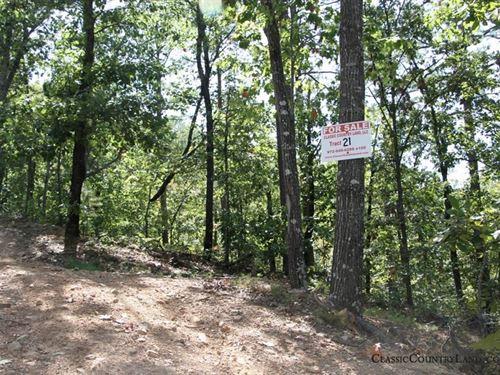 Lakeview Private Reserve Tract 21 : Clayton : Pushmataha County : Oklahoma