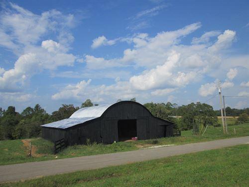 7.96 Acres & Barn In Green Co. Ky : Geensburg : Green County : Kentucky