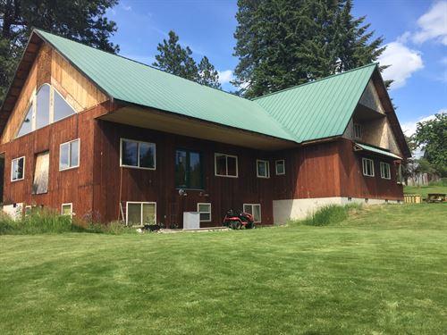 Gentleman's Ranch : Hayden : Kootenai County : Idaho