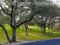 .25 Acres In Llano County : Horseshoe Bay : Llano County : Texas