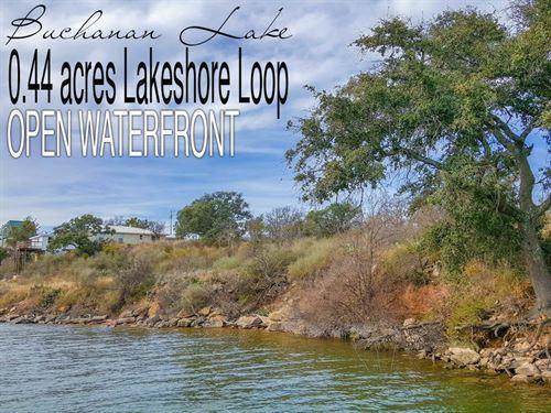 .44 Acres In Llano County : Tow : Llano County : Texas