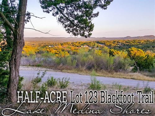 .51 Acres In Bandera County : Bandera : Texas