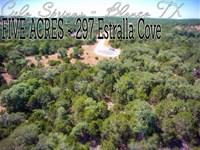 5.07 Acres In Blanco County : Blanco : Blanco County : Texas