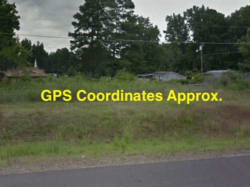.17 Acres- Fordyce, Ar 71742 : Fordyce : Dallas County : Arkansas