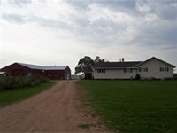 Country Amish Farm Home : Arpin : Wood County : Wisconsin