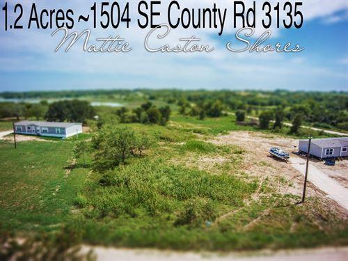 1.2 Acres In Navarro County : Corsicana : Navarro County : Texas