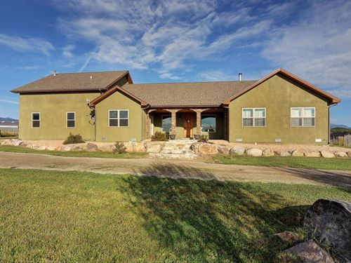 5897046 - Stunning Horse Property : Salida : Chaffee County : Colorado