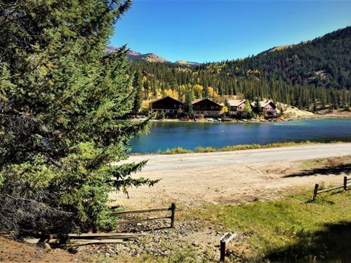 Lakeshore Estates, Lot 2 : Lake City : Hinsdale County : Colorado