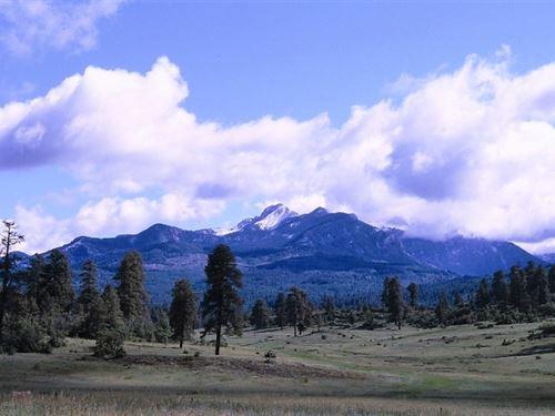 Reserve At Pagosa Peak,Lot 57 : Lake City : Archuleta County : Colorado